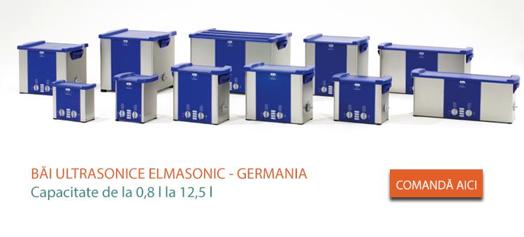 baie ultrasonica elmasonic