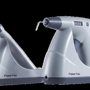 Sistem endodontie FreeFill pentru obturare la cald, cu gutaperca lichida