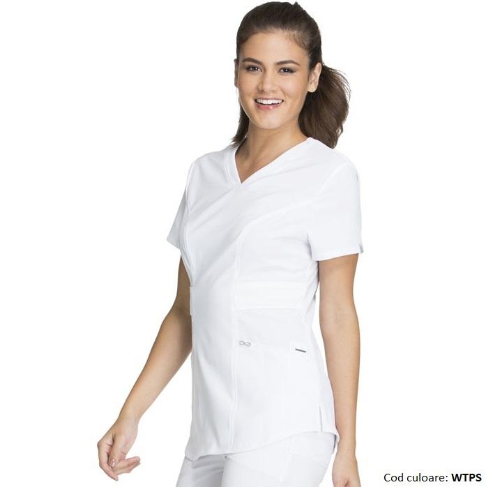 bluza medicala antimicrobiana