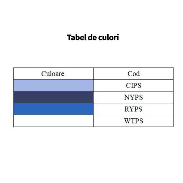 tabel culori