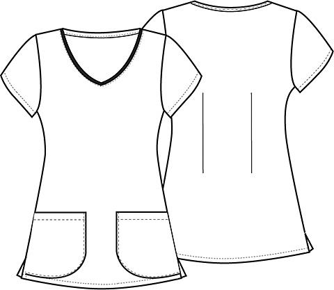 bluza medicala damaa