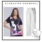 Alabaster Snowball