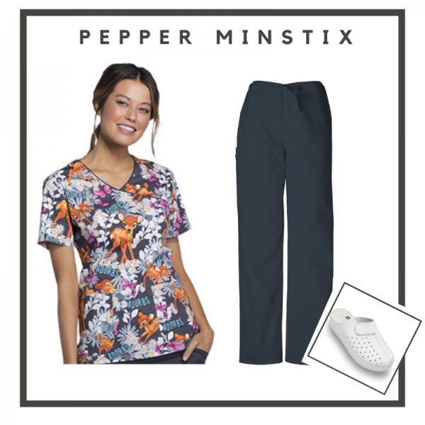 Pepper Minstix