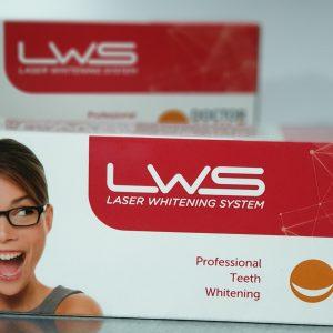 Gel albire dentara pentru lasere stomatologice