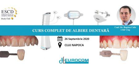 workshop de albire dentara profesionala
