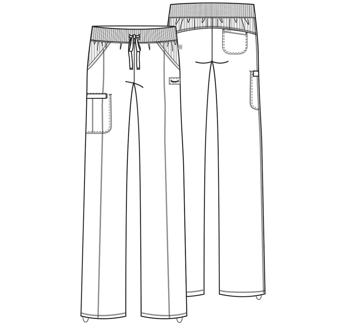 pantaloni antimicrobieni