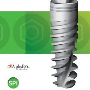 Implant dentar AlphaBio SPI, cu hexagon intern