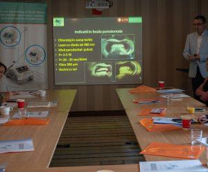 Workshop lasere dentare - Teorie